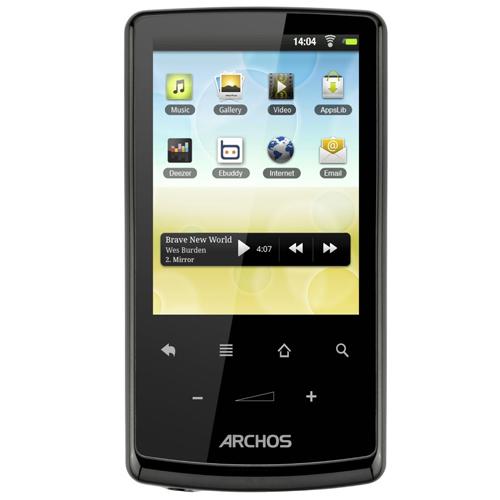 Archos ARCHOS28/4G Internet Tablet 4GB / 2.8