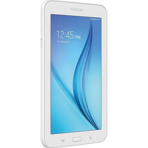 """Samsung Galaxy Tab E Lite SM/T113NDWAX Tablet 7"""" / 1GB RAM / 8GB HDD - White"""