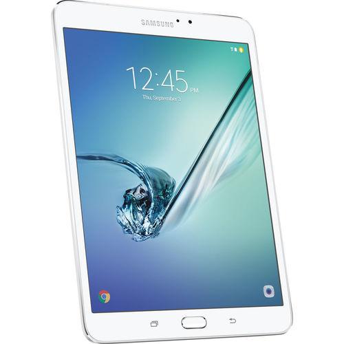 "Samsung Galaxy Tab S2 SM/T713NZWEX Multi-Touch Tablet 8"" / 3GB RAM / 32GB HDD - White"