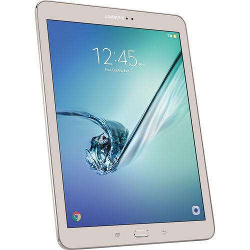 "Samsung SM/T813NZDEX Galaxy Tab S2 Multi-Touch Tablet 9.7"" / 3GB RAM / 32GB HDD - Gold"