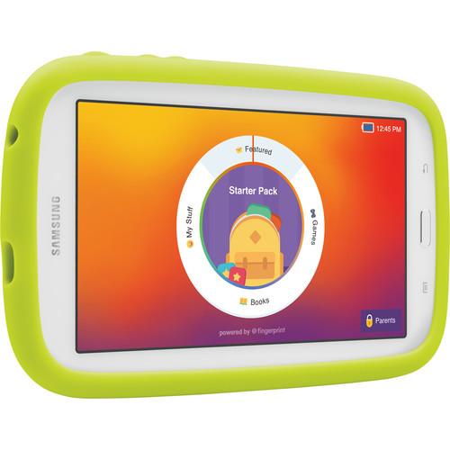 """Samsung 7"""" Kids Tab 3 Lite 8GB Tablet - White"""