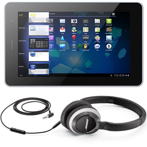 Tablet Bundle: Certified M77TV Android 4.2 Tablet 7