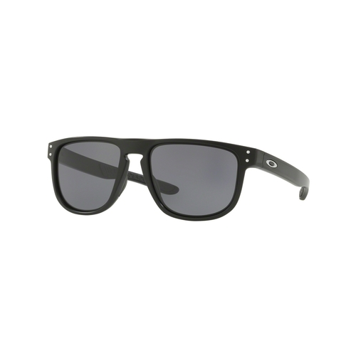 Oakley OO9377 Men's Holbrook R Sunglasses - Matte Black/Grey