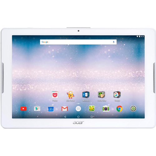 """Acer ACB3A30K57G ICONIA ONE Android 10.1"""" Tablet / 1GB RAM / 16 GB HDD"""