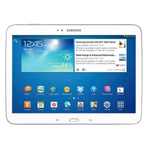 Samsung Galaxy Tablet 3 GT/P5210ZWYX  Android 4.2 10.1