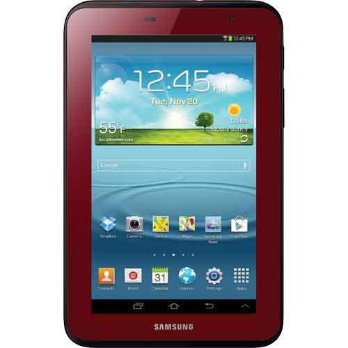 Samsung SM/T210RGRSX Galaxy Tab 3 Tablet 7