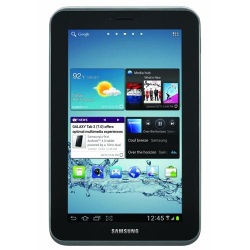 Samsung GTP3113TSYXA Galaxy Tab II 7