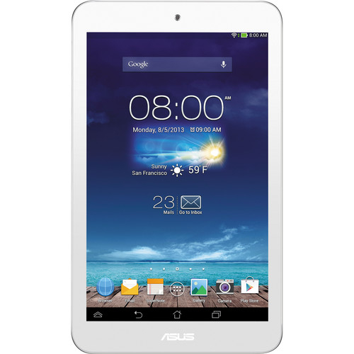 Asus ME180AA1WH Memo Pad Tablet 8 / 1GB RAM / 16GB HDD - White