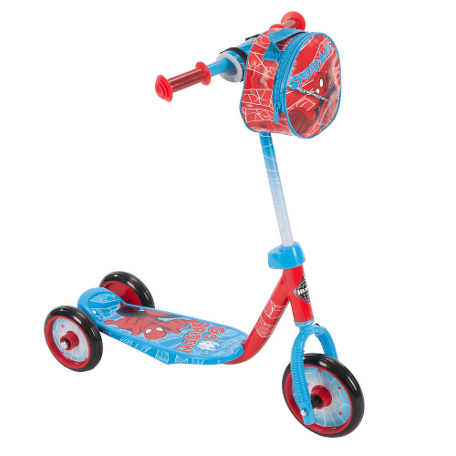 Huffy Marvel Spider-Man Preschool Scooter 12S-796-28667