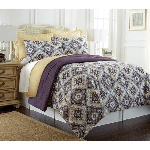 Amrapur Overseas Zoie Reversible 6-Piece Comforter Set