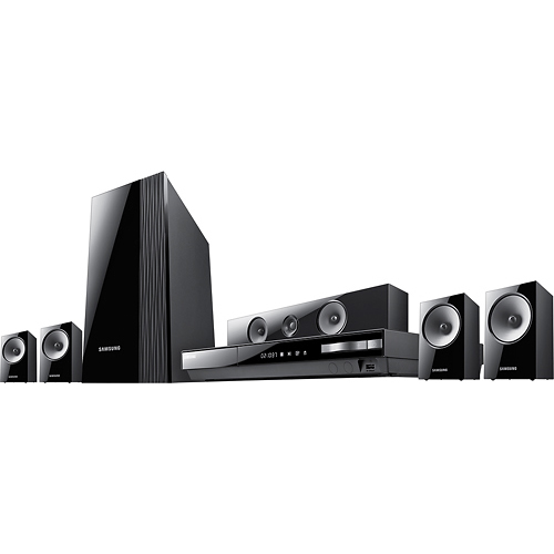 Samsung HTE5400 1000W 5.1 Channel / Smart/ Blu-ray Home Theater System 30D-863-HTE5400
