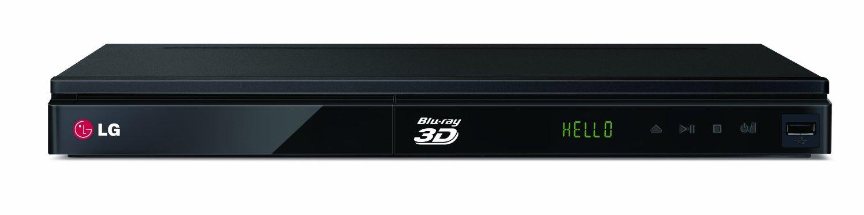 LG BP530 Blu-ray Player / Smart 3D / Built-in WiFi 30B-285-BP530