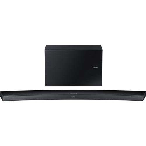 Samsung HWJ7500 320W 8.1 Channel Curved Soundbar