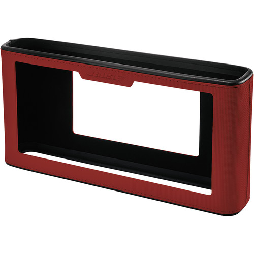 Bose SoundLink Bluetooth Speaker III Cover Deep Red