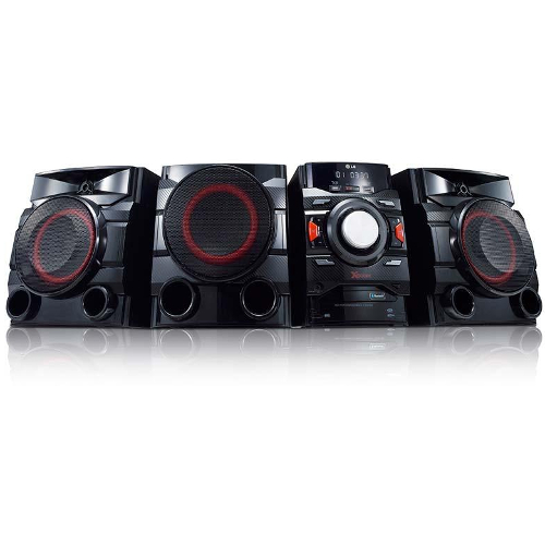 LG CM4550 700W 2.1 Channel Mini Shelf System with Auto DJ & Bluetooth
