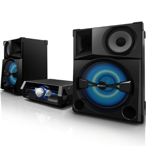 Sony SHAKE5 Audio System with Bluetooth and NFC / 2400 Watts