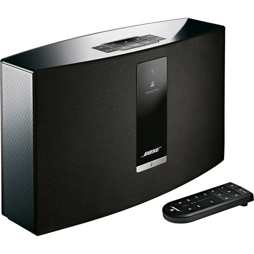 Bose SoundTouch 20 Series III Wireless Music System - Black 31V-Q44-738063/1100