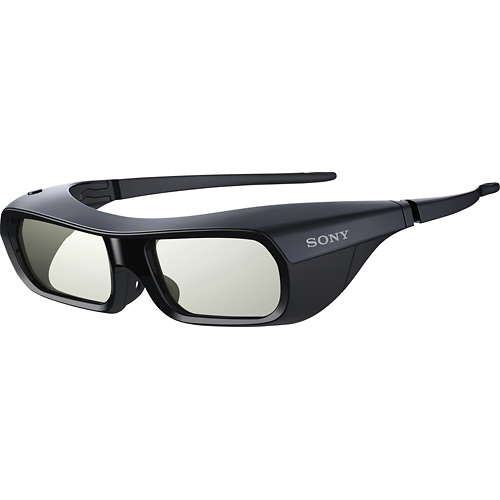 Sony TDGBR250B Rechargeable 3D Active Glasses 32A-868-TDGBR250B