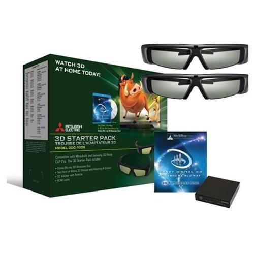 Mitshubishi 3DC1000 3D Starter Pack 32A-O42-3DC1000