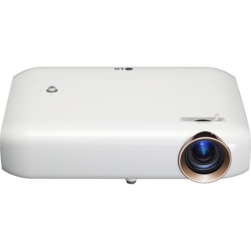 LG PW1500 Minibeam WXGA 3D LED Projector