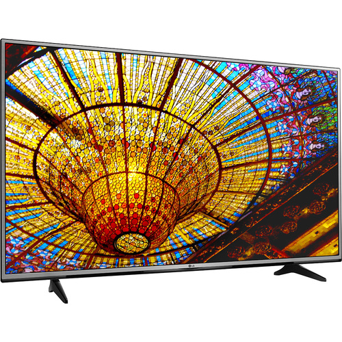 "LG 49UH6030 LED 49"" / 4K Ultra HD / TruMotion 120Hz Smart TV"