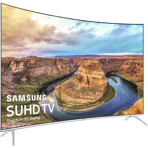 """Samsung UN49KS8500 Curved LED 49"""" / 4K SUHD / MR 240 Smart TV 32K-863-UN49KS8500"""