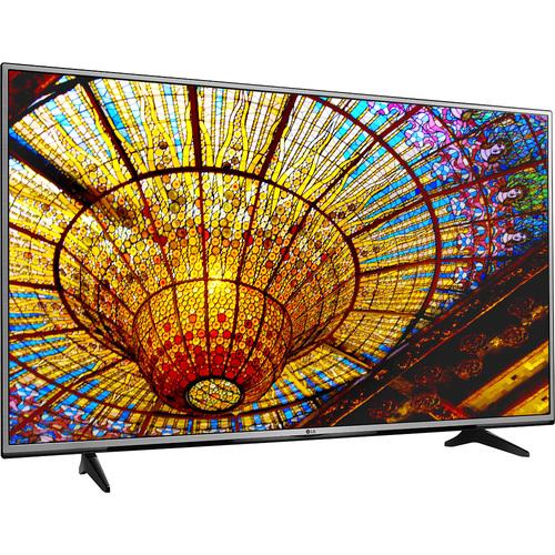 "LG 55UH6030 LED 55"" / 4K Ultra HD / TruMotion 120Hz Smart TV"