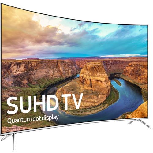 "Samsung UN65KS8500 Curved LED 65"" / SUHD / MR 240 Smart TV 32P-863-UN65KS8500"