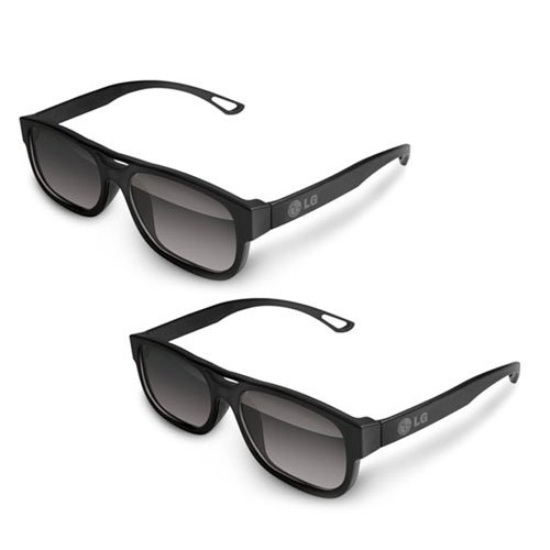 LG AG-F210 Cinema 3D Glasses - 2 Pack 32A-285-AGF210