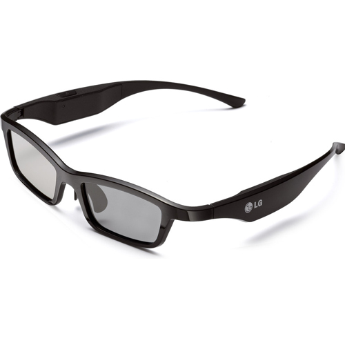 LG AGS350 3D Glasses for Television / Bluetooth / Battery Rechargeable 32A-285-AGS350
