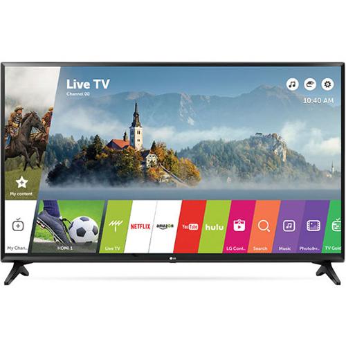 """LG 55LJ5500 LED 55"""""""" / 1080p / 60Hz Smart Full HDTV - Black"""" 32M-285-55LJ5500"""