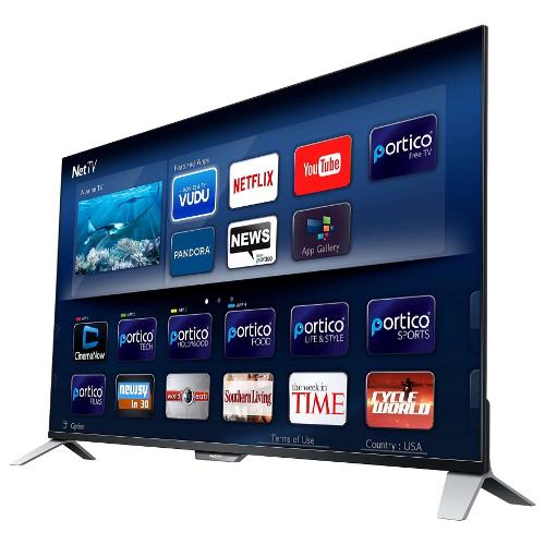 "TV Bundle: Philips 55PFL7900 55"""" 4k UHD Smart TV + LG 2.1Ch 300W Soundbar with Wireless Subwoofer + Glass and Metal TV Stand"" 32M-WIP-PHI55LGTVS"