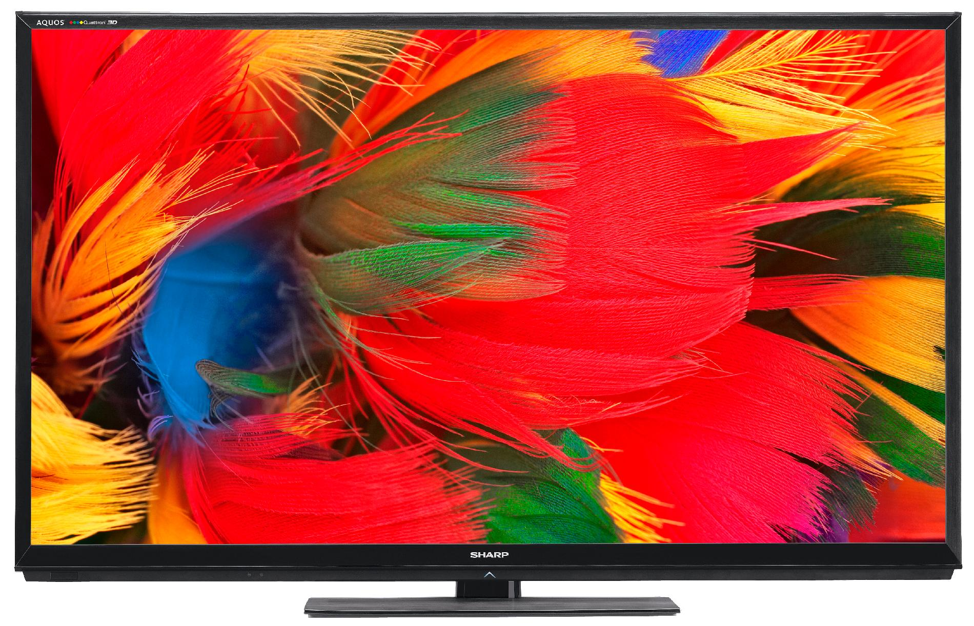 "Sharp Aquos LC50LE650U 50"""" LED / 1080p / 120Hz / WiFi / Smart TV"