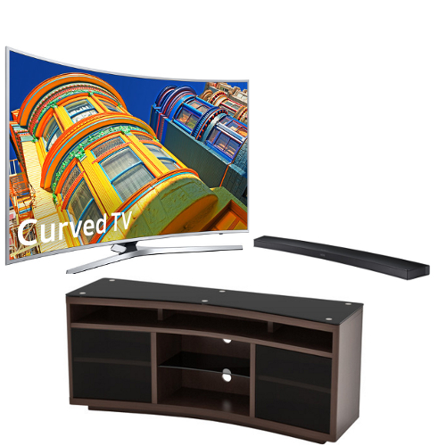Samsung TV Bundle: 65