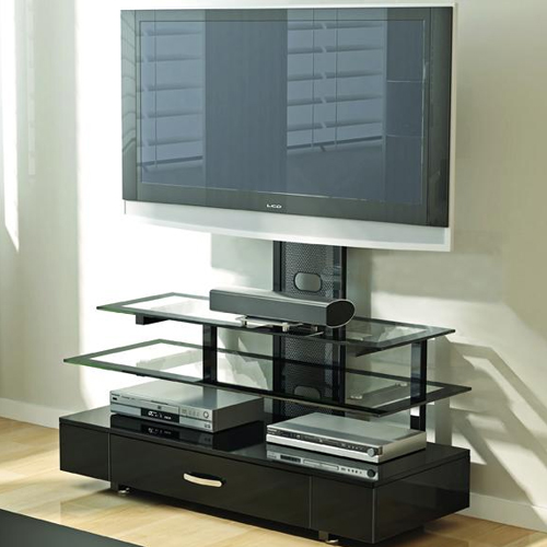Z-line Sync Flat Panel 3 In 1 Tv Stand Up To 60