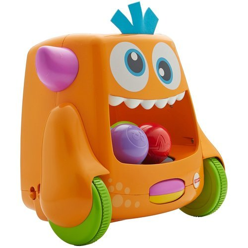 Fisher-Price Zoom 'N Crawl Monster Toy 12I-797-DYM82
