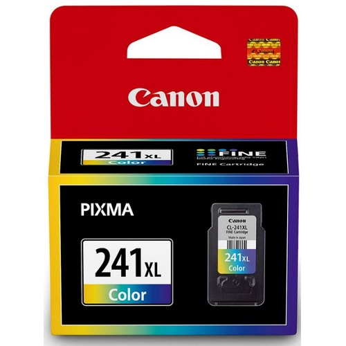 Canon CL-241XL Tri-Color Ink Cartridge