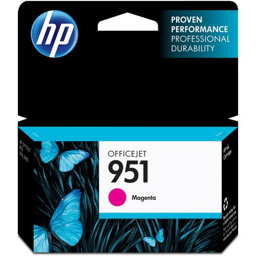 HP 951 Officejet Ink Cartridge - Magenta