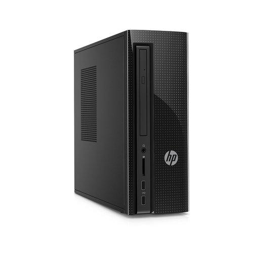 HP Slimline 260-a010 Desktop / 4GB RAM / 1TB HDD