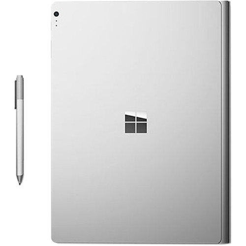 """MicrosoftSurface Book Multi-Touch 2-in-1 Notebook 13.5"""" / 8GB RAM / 128GB SSD - Silver"""