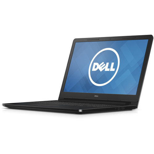 "Dell Inspiron 15 3000 Series I35524042BLK Notebook 15.6"" / 4GB RAM / 500GB HDD - Black"