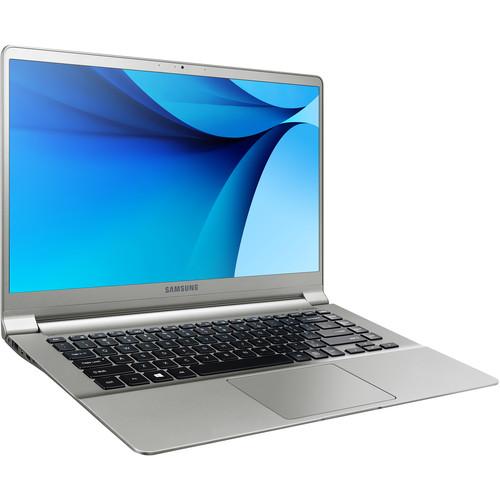 """Samsung NP900X5L/K02 15"""" Notebook 9 / 8GB RAM / 256GB SSD - Silver"""