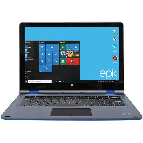 """EPIK ELL1102 Convertible Touchscreen Notebook 11.6"""" / 2GB RAM / 32GB SSD - Blue"""