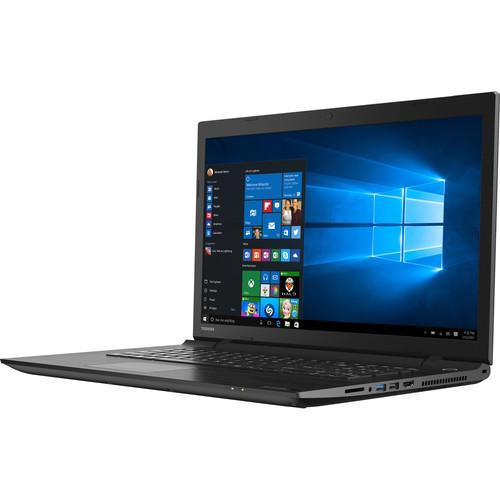 "Toshiba Satellite C75/C7130 Notebook 17.3"" / 6GB RAM / 750GB HDD - Brushed Black"
