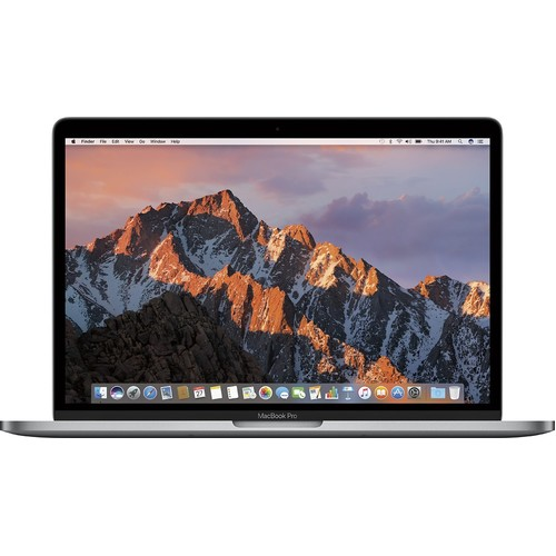 "Apple® MacBook Pro with Touch Bar 13.3"" / 8GB RAM / 256GB Flash Storage (Late 2016) - Space Gray -  MLH12LL/A"