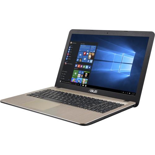"Asus R540LA/RS31 Notebook 15.6"" / 4GB RAM / 500GB HDD - Black / Gold"