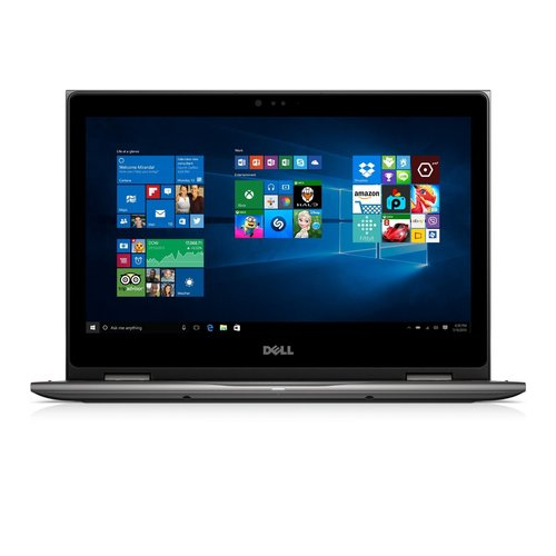 """Dell I53681692GRY Touchscreen 2-in-1 Notebook 13.3"""" / 4GB RAM / 1TB HDD - Gray"""
