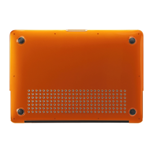 "Incase Hardshell Case for 11"" MacBook Air - Red Orange"