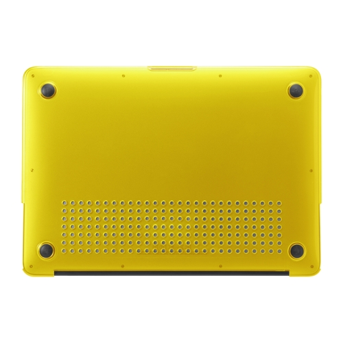 "Incase Hardshell Case for 11"" MacBook Air - Electric Yellow"