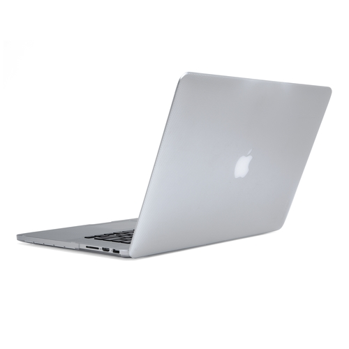 "Incase Hardshell Case for 15"" MacBook Pro Retina - Clear"
